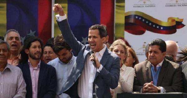 Brasil saúda disposição de Juan Guaidó de se tornar presidente interino da Venezuela