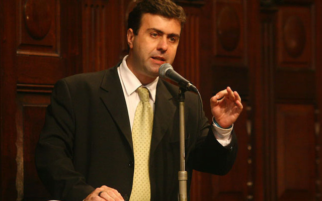 Marcelo Freixo confirma candidatura à presidência da Câmara dos Deputados