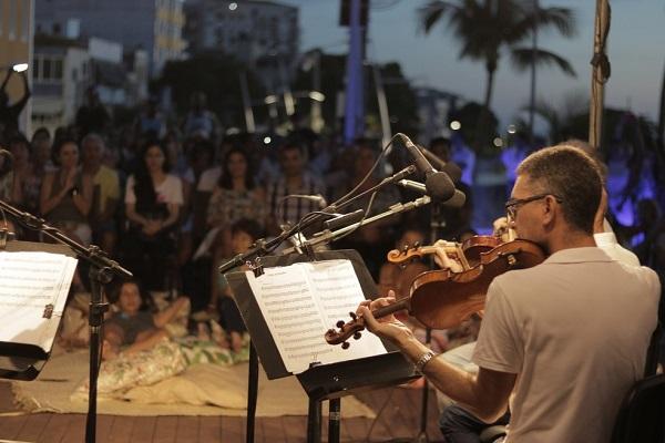 Projeto Verão da Osba terá apresentações ao ar livre em Salvador