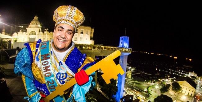 """Carnaval de Salvador: Rei Momo agora terá dois """"guardiões"""""""