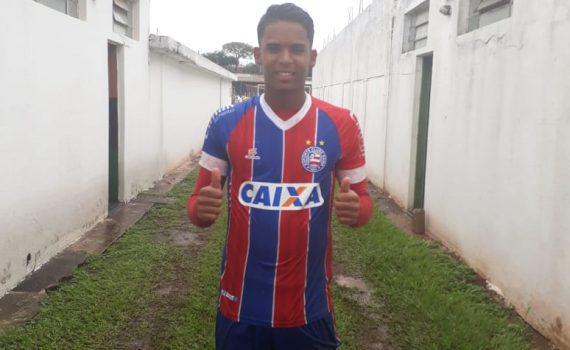 Sub-20 do Bahia empata com o Guarani pela Copinha