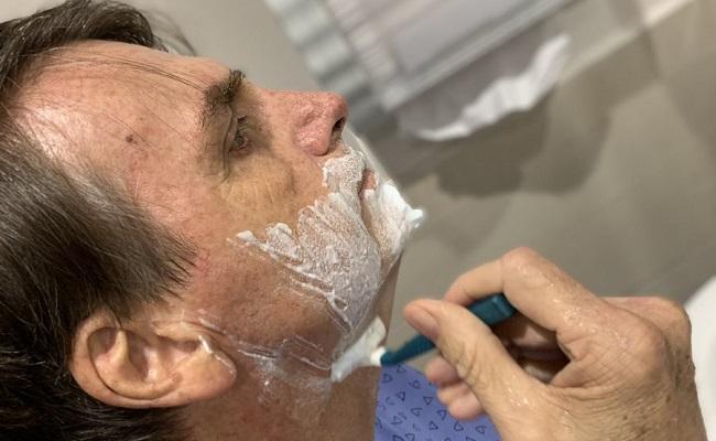 Bolsonaro tem aval da equipe médica para ter alta nesta quarta
