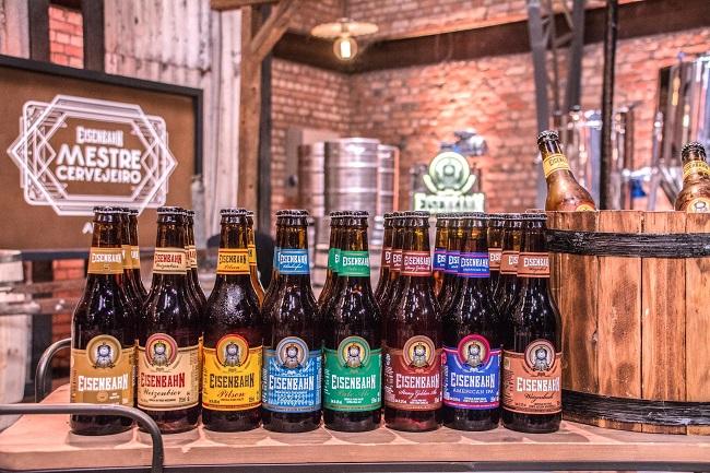 Concurso Eisenbahn Mestre Cervejeiro tem recorde de inscritos