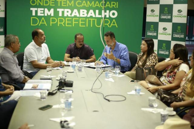 Prefeitura de Camaçari define ações de proteção às dunas de Jauá