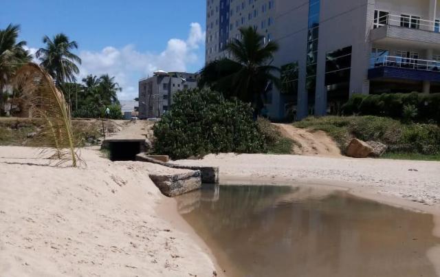 Prefeitura de Salvador vai notificar Embasa por poluir o Rio Vermelho