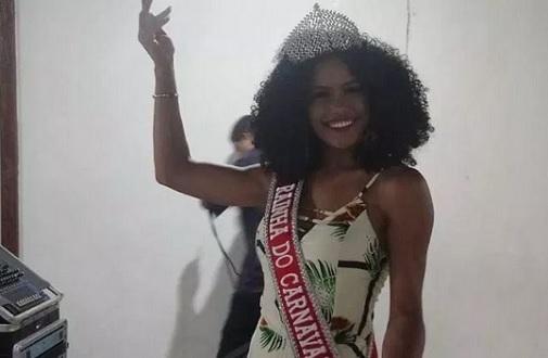 Candidata de Candeias é eleita Rainha do Carnaval de Salvador