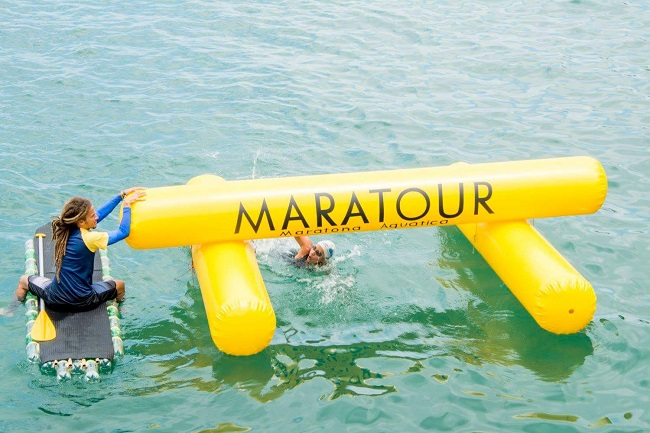 Costa de Camaçari vai sediar competição nacional de Maratona Aquática