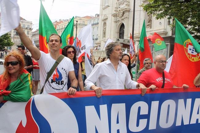 """Nacionalistas portugueses preparam ato """"Jean Wyllys aqui não!"""""""