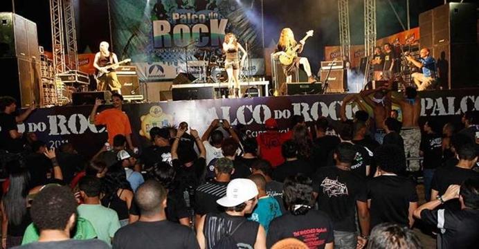 Palco do Rock terá 39 bandas durante o Carnaval de Salvador