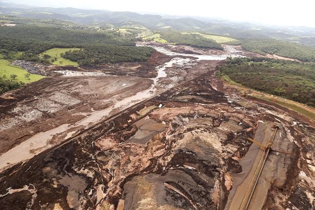 MP-MG afirma que rompimento da barragem de Brumadinho não foi acidente