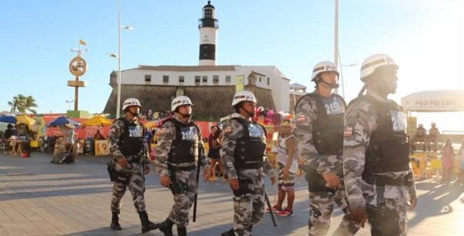 SSP diz que nenhuma ocorrência policial foi registrada no Fuzuê em Salvador