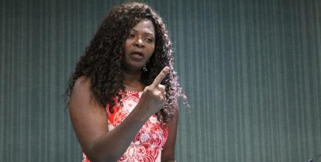 Ireuda Silva repudia festa de socialite com mulheres negras vestidas como escravas