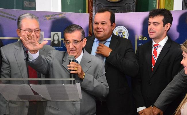 Sérgio Nogueira assume mandato de vereador na Câmara de Salvador