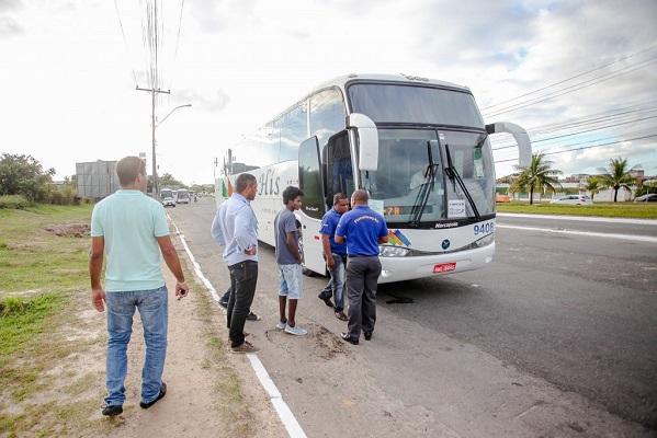 Prefeitura de Camaçari realiza recadastramento online do Transporte Universitário