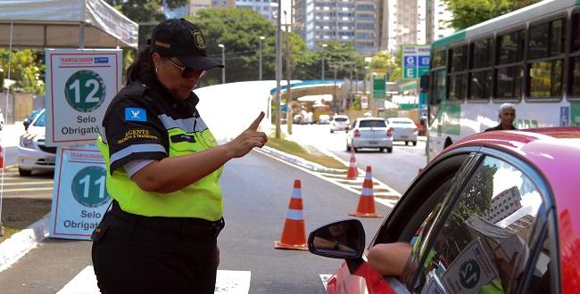 Transalvador monta esquema especial de trânsito para a Copa América