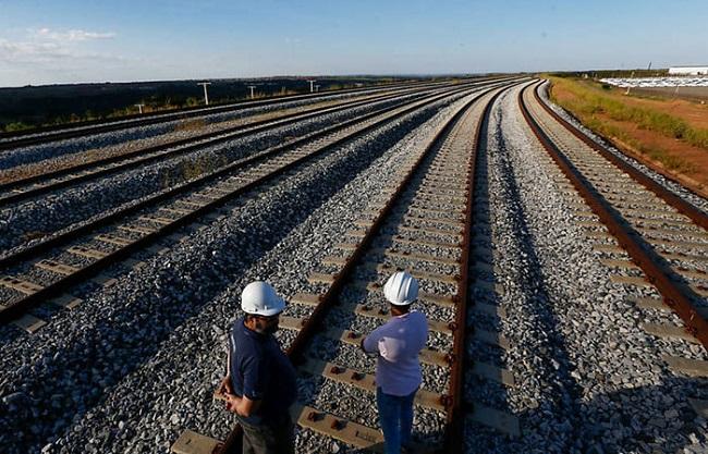 Trecho da Ferrovia Norte-Sul será leiloado nesta quinta-feira