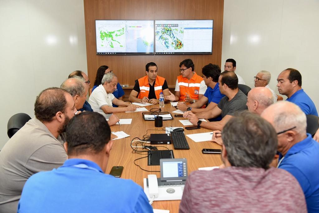 Salvador tem 115,2 milímetros de chuvas, quase o previsto para o mês de março