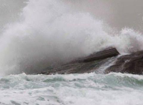 Sul da Bahia e Espírito Santo terão tempestade tropical até terça-feira