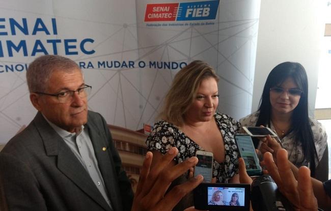 Em Salvador, Joice Hasselmann diz que nova Previdência é do interesse de todos