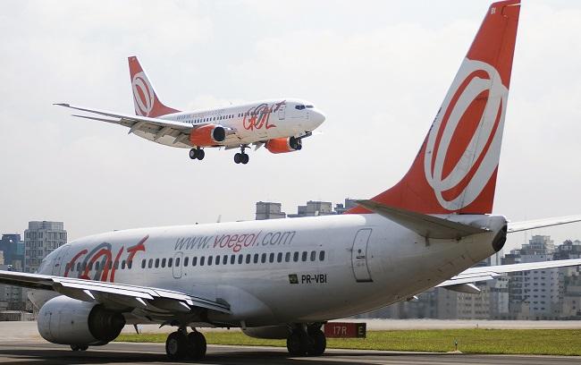 Gol suspende voos de Boeings 737 NG após recomendação de agência dos EUA