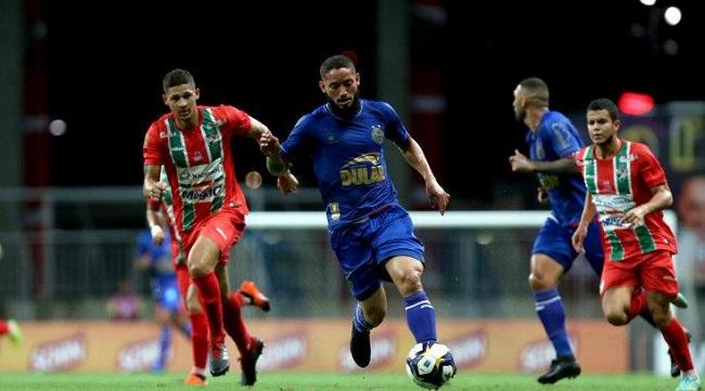 Bahia aplica 3 a 0 no Salgueiro-PE pela Lampions; veja os gols