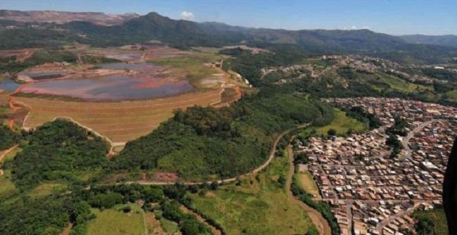 Barragem de Barão de Cocais pode atingir mais duas cidades em Minas Gerais