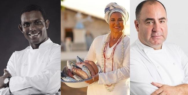 Evento gastronômico abrirá Festival da Língua Portuguesa nos 470 anos de Salvador