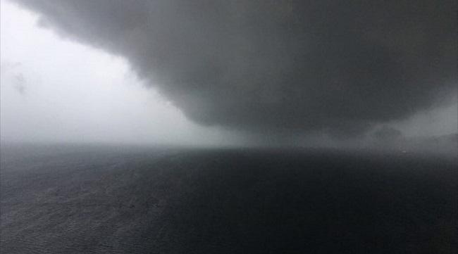 Marinha alerta para formação de ciclone no Sul da Bahia