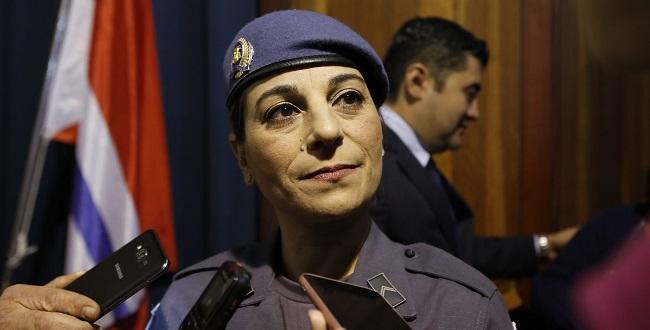 Deputada policial que reagiu a assalto estudou na escola do massacre de Suzano