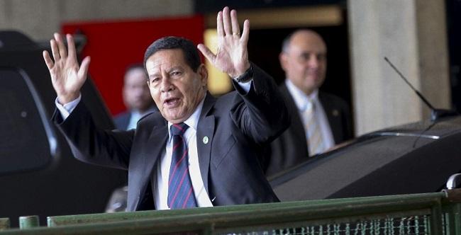 Mourão diz que governo vai desbloquear R$ 20 bi do orçamento em setembro