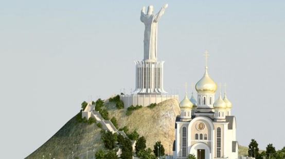 Rússia planeja estátua de Cristo em local reservado para monumento a Lenin