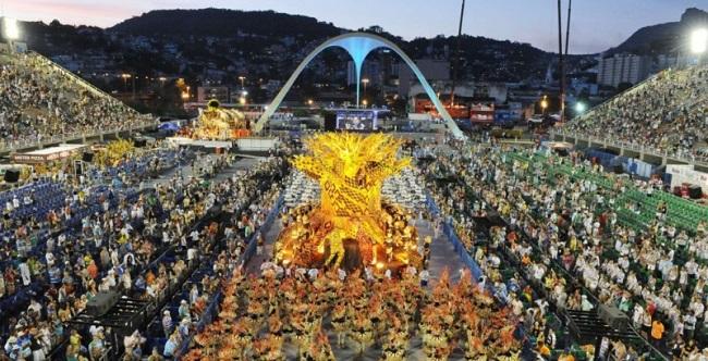 Ministério do Turismo libera R$ 8,1 milhões para obras do Sambódromo do Rio