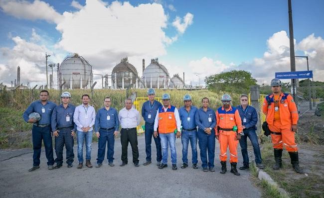 Defesa Civil de Camaçari faz visita técnica às barragens RS-1 e RS-2