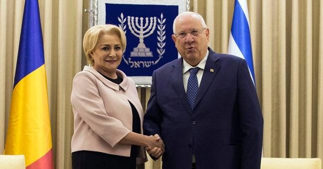Romênia anuncia transferência da embaixada em Israel para Jerusalém