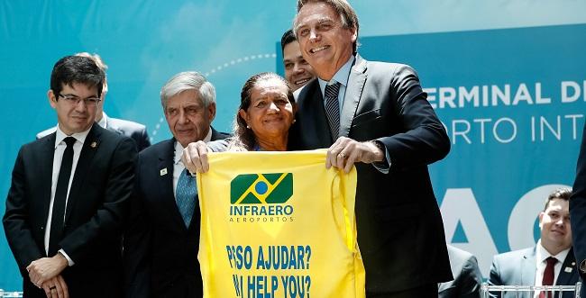 Bolsonaro impede aumento de 5,7% do diesel e evita nova crise de abastecimento