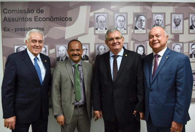 Comissão do Senado aprova empréstimo de US$ 100 milhões para Camaçari