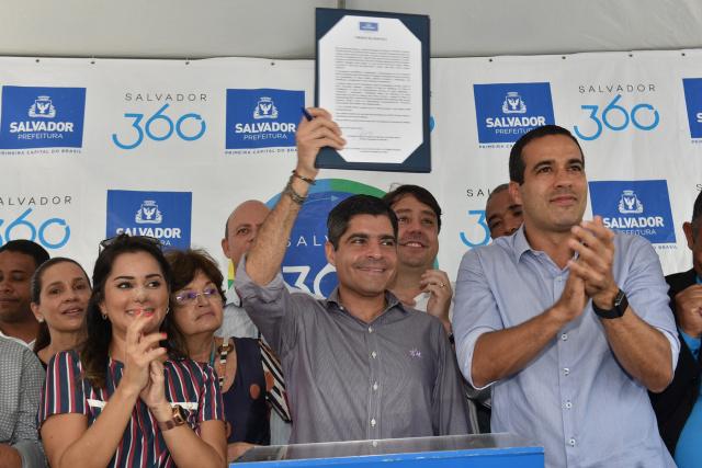 ACM Neto autoriza construção da UPA Cidade Baixa