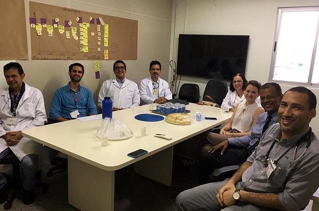 Hospital Roberto Santos realiza intercâmbio com Universidades do Arizona e Califórnia