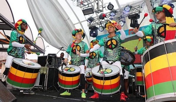 Olodum comemora 40 anos com show no Pelourinho