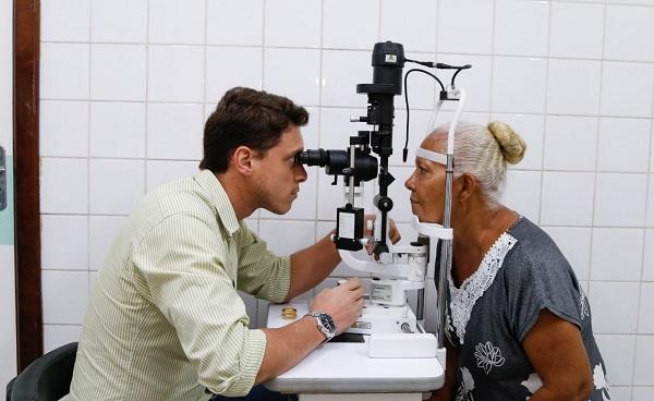 Hospital Jorge Novis amplia atendimento oftalmológico em Lauro de Freitas