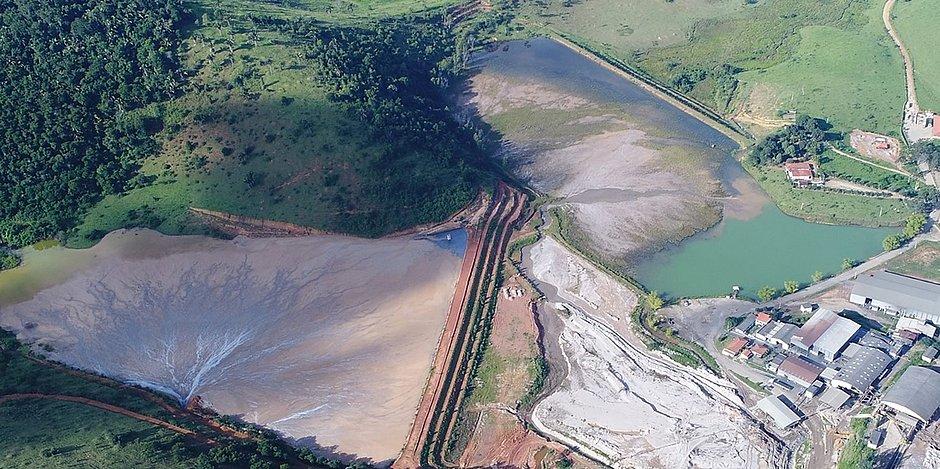 Agência Nacional de Mineração determina interdição de barragem na Bahia