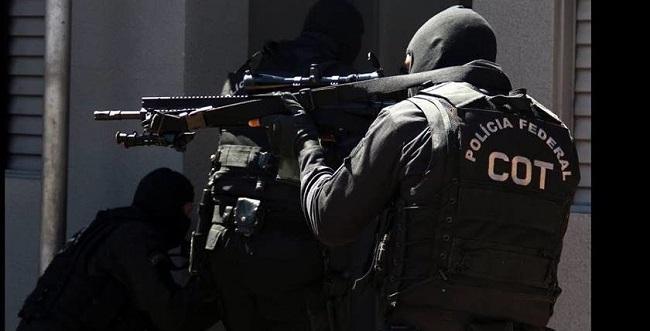 PF realiza operação contra o PCC em 19 estados e no DF