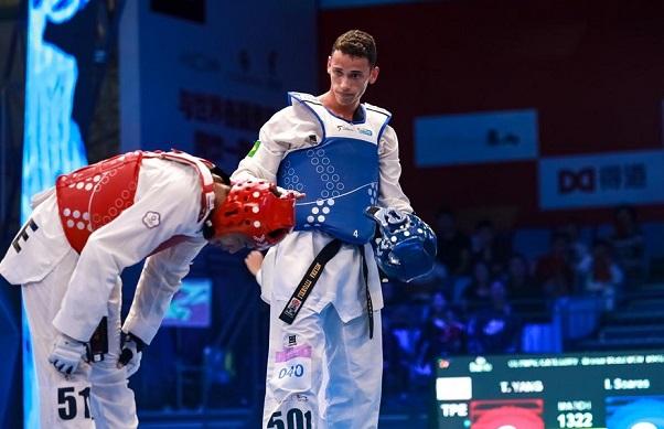 Brasil conquista duas pratas e três bronzes no Mundial de Tae Kwon Do