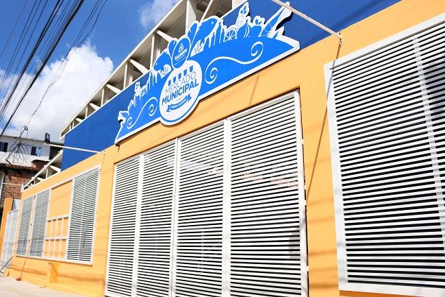Prefeitura de Salvador vai inaugurar Mercado do Jardim Cruzeiro neste sábado