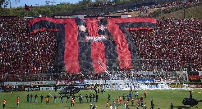 No aniversário de 120 anos, Vitória encara o Guarani-SP