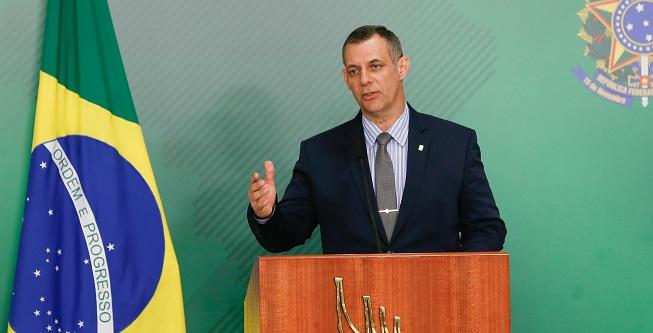 Porta-voz da Presidência, general Rêgo Barros deixa o serviço ativo do Exército