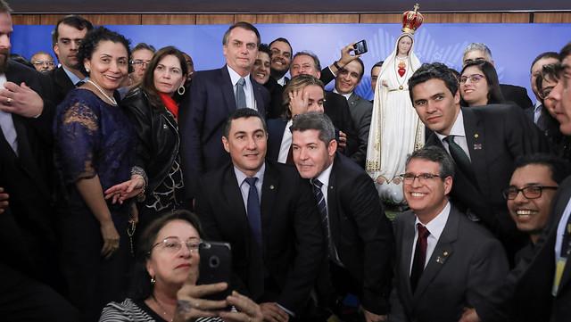 Brasil é consagrado oficialmente a Jesus por meio do Imaculado Coração de Maria