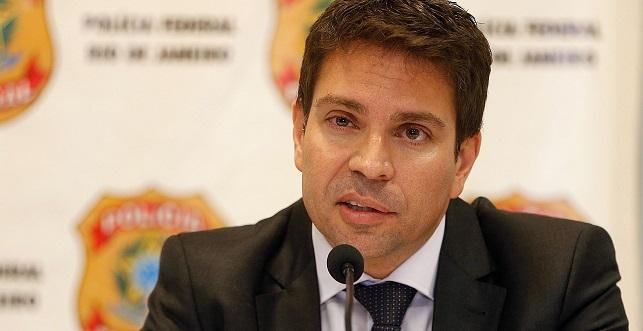 Bolsonaro confirma indicação de Alexandre Ramagem Rodrigues para a Abin