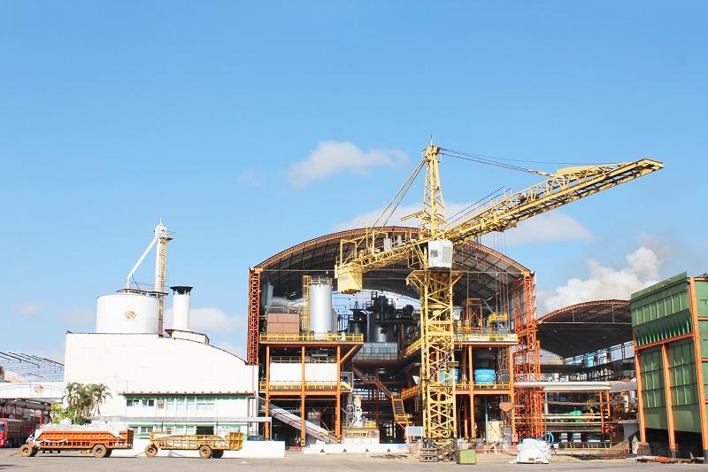 Complexo Sucroalcooleiro projeta tornar a Bahia autossuficiente em etanol e açúcar