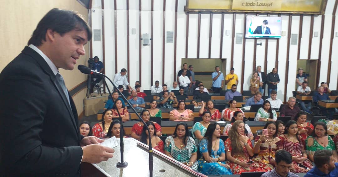 Comunidade Cigana é homenageada em sessão especial da ALBA